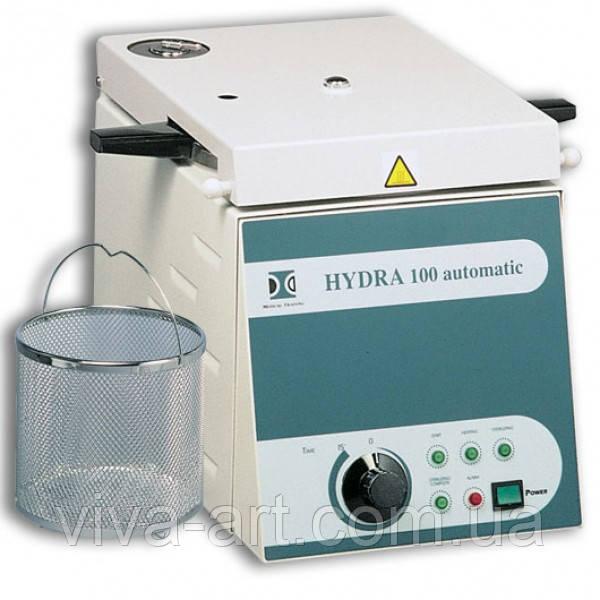 Автоклав-стерилизатор автоматизированный HYDRA 100. 9 литров. Стерилизация за 15 минут!