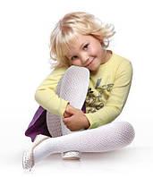Ажурные детские колготки, MISS, для девочек