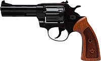 Револьвер флобера Alfa 441 Classic воронение/дерево