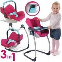 Сидение для куклы Maxi Cosi 3в1 Smoby 240226