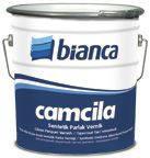 Лак паркетный глянцевый, матовый, полуматовый Bianca (15 л)