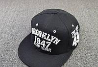 Кепки Snapback Brooklyn. Фирменные кепки Кепки Snapback. Лучший выбор кепок. Бейсболки Кепки Snapback., фото 1