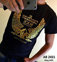 "Мужская футболка  "" Rock "" Dress Code"