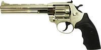 Револьвер Флобера Alfa 461 никель/пластик