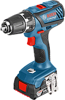 Дрель-шуруповёрт Bosch GSR 14,4-2-LI Plus 06019E6020, фото 1