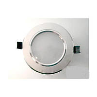 Встраиваемый потолочный светильник Down Light 5 Вт, 111х45 мм, белый теплый цвет