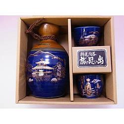 Набор для сакэ «Чудесная Япония»
