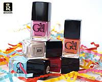 Лак для ногтей с гелевым эффектом Relouis Like Gel