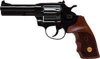 Револьвер флобера Alfa 441 воронение/дерево
