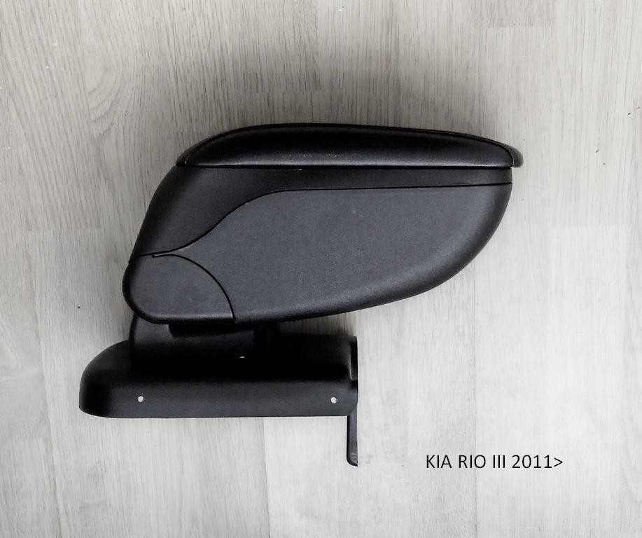 Подлокотник Armcik S2 KIA Rio III 2011> со сдвижной крышкой (EU model)