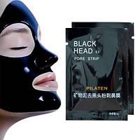 Маска-пленка Black Mask от черных точек и прыщей