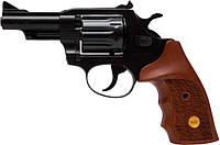 Револьвер флобера Alfa 431 воронение/дерево
