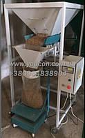 Весовой дозатор для фасовки и упаковки пеллет и другой сыпучей продукции
