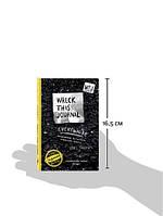 Wreck This Journal Everywhere Кери Смит творческий блокнот оригинал, фото 1