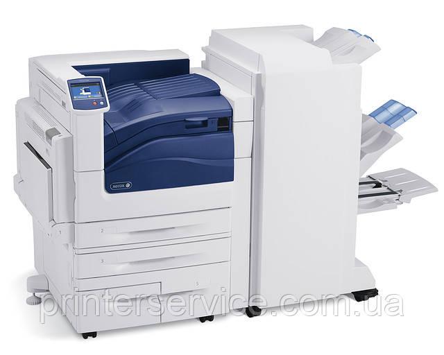Xerox Phaser 7800 с финишным оборудованием