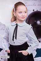 Шкільна блузка для дівчинки: 3570-2