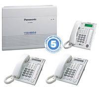 Аналоговые АТС Panasonic и комплектующие