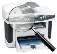 Диагностика принтера или МФУ