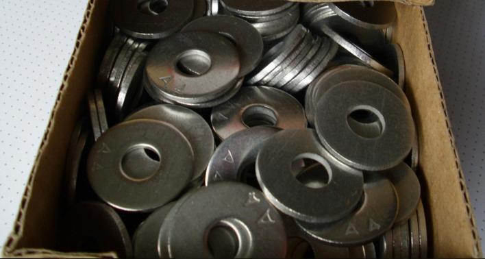 Шайба увеличенная Ф36 ГОСТ 6958-78, DIN 9021 из нержавеющей стали