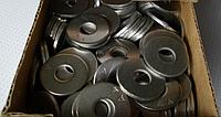 Шайба увеличенная Ф36 ГОСТ 6958-78, DIN 9021 из нержавеющей стали, фото 1