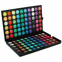 Палитра полноцветных теней ,тени для век 120 №2