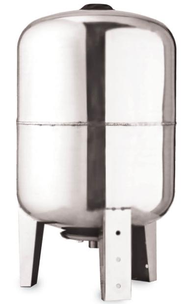 Гидроаккумуляторы вертикальные Aquatica (Украина)