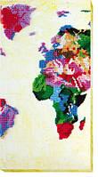 Карта мира-2. AB-464