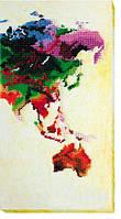 Карта мира-3. AB-465