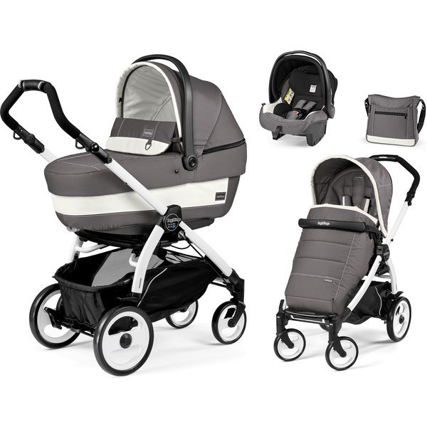 Коляска 3в1 Peg Perego Book Plus 51 Completo 2016