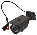 Камера наружного наблюдения с креплением IP (MHK-N615P-130W), фото 3
