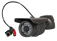 Камера наружного наблюдения с креплением IP (MHK-N615P-130W), фото 1