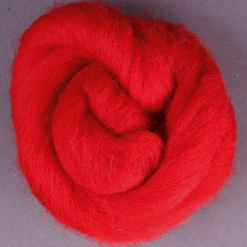 Шерсть для валяния Меринос Ashford (23 микрона, 028 цвет)