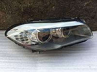 Фары BMW  5 F10 F11 до рестайлинга Bi-xenon, фото 1