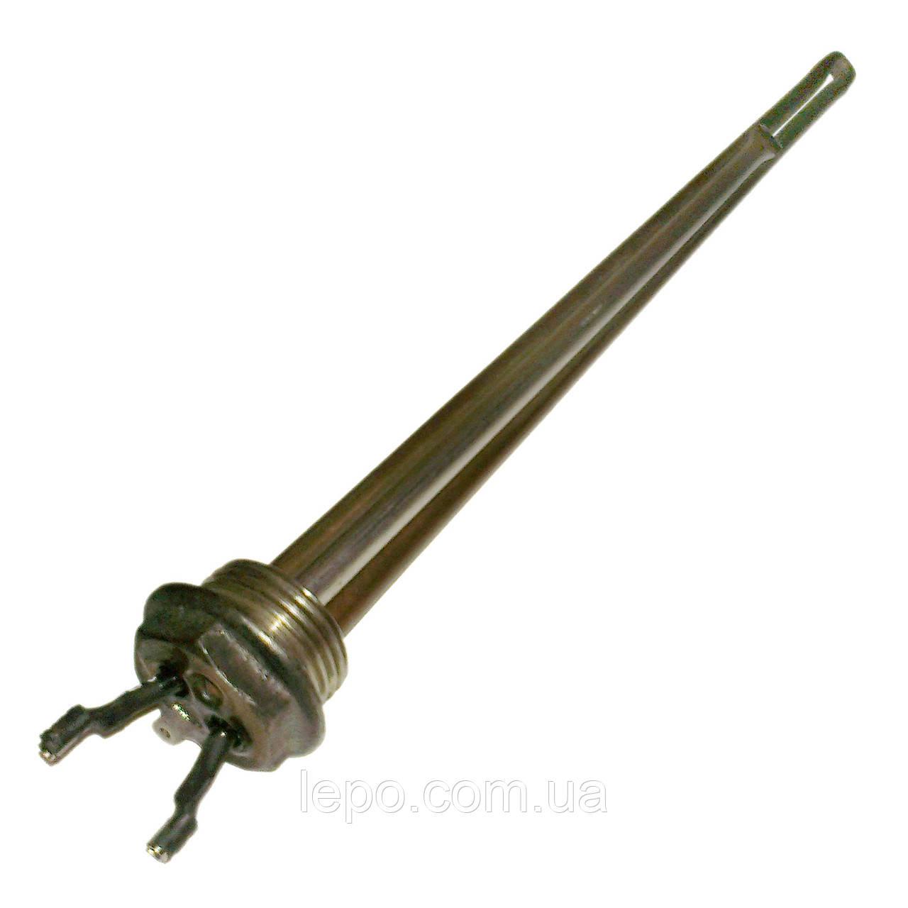 ТЭН 1,2кВт 1200Вт для радиатора, водонагревателя (бойлера)