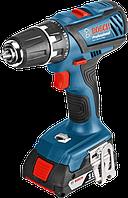 Дрель-шуруповёрт ударный Bosch GSR 18-2-LI Plus 06019E6120, фото 1