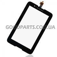 Сенсорный экран (тачскрин) к планшету Lenovo A3300 черный (Оригинал)