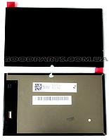 Дисплей к планшету Lenovo A5500, A8-50 черный (hx 080wq06) Оригинал
