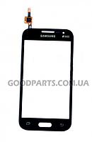 Сенсорный экран (тачскрин) для Samsung G361h Galaxy Core Prime серый high copy