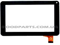 Сенсорный экран (тачскрин) к планшету №035 ASSISTANT AP-710, AP-711 размер 186*111 (ZP9020-7) 30PIN