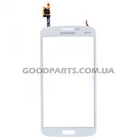 Сенсорный экран (тачскрин) для Samsung G7102 Galaxy Grand 2 Duos, G7106 белый (Оригинал)