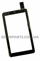 Сенсорный экран (тачскрин) к планшету China-Tablet Digital 2 Lanix 7 ( HS1285 V071) черный