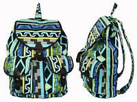 Рюкзак холщовый цветной Норвегия