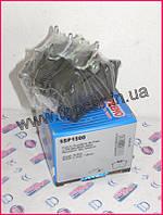 Тормозные колодки задние Peugeot Partner II 08- Samko Италия 5SP1500