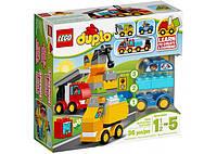 LEGO Duplo (10816) Мои первые машинки