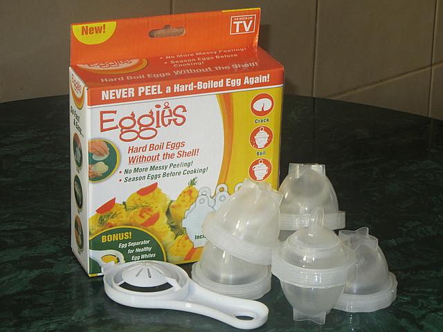 Форма для варки яиц  без шкарлупы Eggies (Эггиз)