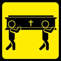 Перенесення труни Рівне. Послуги вантажників. Переноска гроба Ровно