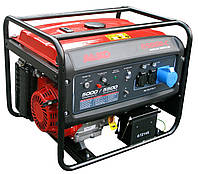 Бензиновый генератор AL-KO 6500 D-C