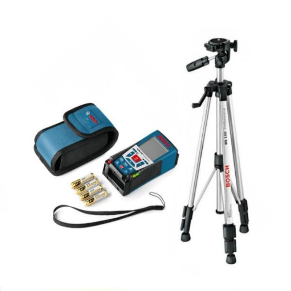Лазерный дальномер Bosch GLM 150 + BS 150, 061599402H