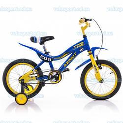 """Детский велосипед Azimut KSR-18"""". Уценка!"""