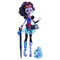 Mattel Монстр Хай Кукла Джейн Булитл серия Базовые куклы 26 см KBB